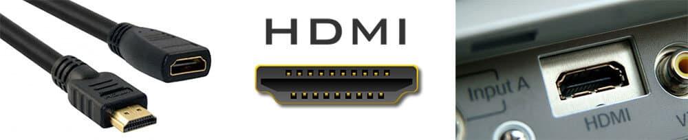 кому не знаком этот мультимедийный порт? HDMI встроен повсюду.